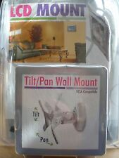 LCD  Tilt/ Pan Wall mount for TV Vesa 50,75 and 100mm Compatable    Z1118