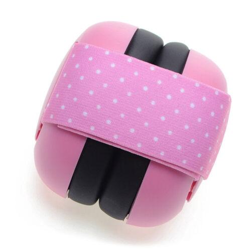 25CB Sponge Hearing Protection Earmuff Kids Sleeping Soft Baby Ear Muffs