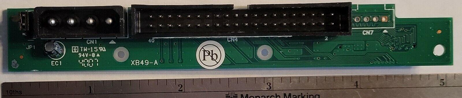 IBM SurePos ATAPI to IDE Adapter Board 47P9157 TW-15 / XB49-A Converter