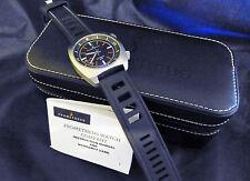 PROMETHEUS S80 COMPRESSOR DIVERS WATCH ETA 2824-2 Limited Edition Black/red dial
