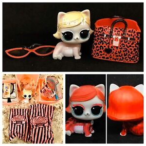 LOL-Surprise-Lil-Paws-If-As-If-Dolls-Pet-Kitty-Cat-Color-Changer-NEW-Sealed-Lils