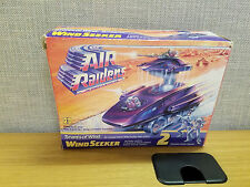 Vintage Hasbro Air Raiders Wind Seeker vehicle, Brand new!