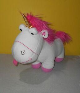 Despicable Me 11 Inch Girls Plush Agnes Minions Cute Fluffy Stuffed Pink Unicorn