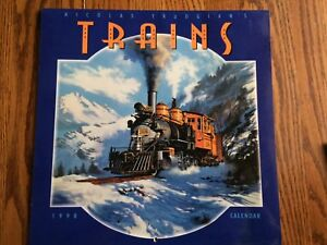 1998 Trains Nicolas Trudgian Art