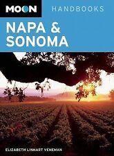 Moon Napa & Sonoma (Moon Handbooks), Linhart Veneman, Elizabeth, New Book