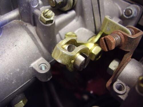 MK1 Mk2 Lotus Cortina THROTTLE CABLE Barrel screwless SPURGO