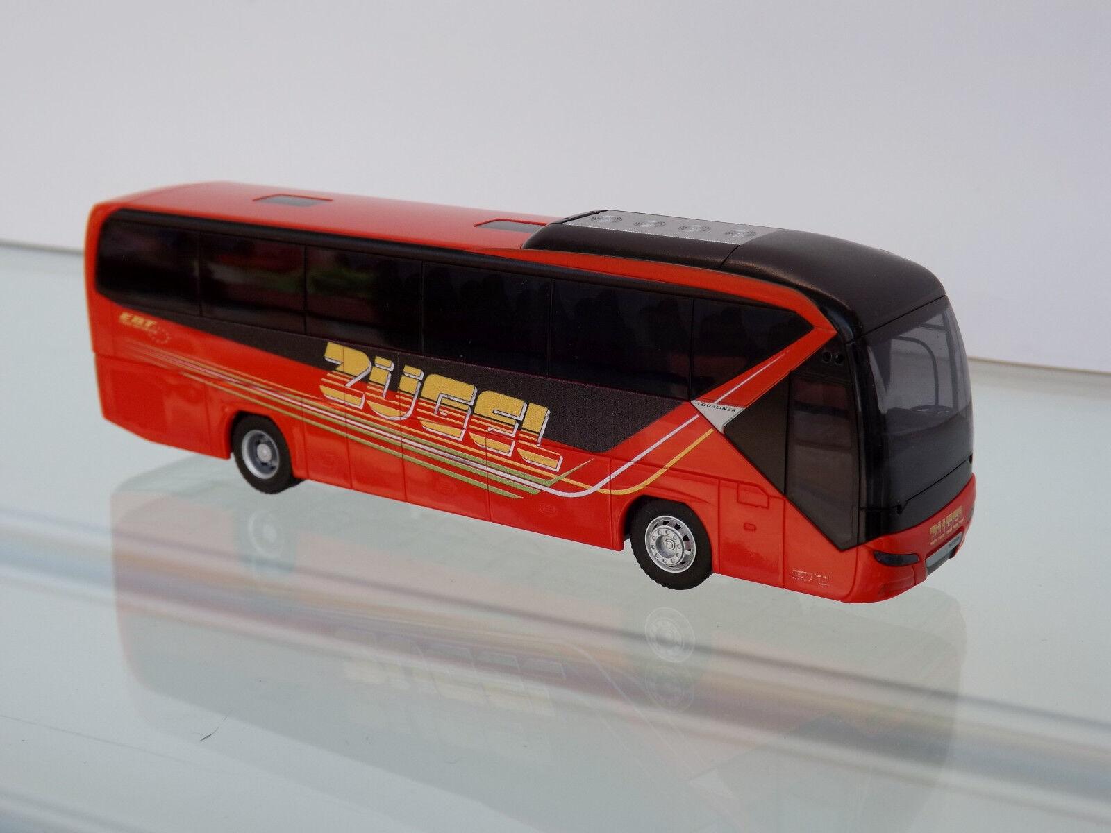 Rietze 73811 - 1 87 Bus NEOPLAN Tourliner 2016 rênes Wüstenrouge-NEUF dans neuf dans sa boîte