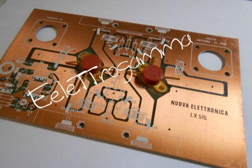 "CS LX 515 N.2 MA8334 /""commutatore  stato solido per AF /"" nuova elettronica"