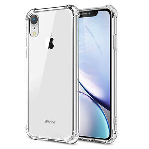 size 40 00413 c0cd1 Details about [Anti-Yellow] Ultra Slim Clear Soft Rubber Case Cover For  iPhone XS Max XR X 8 7