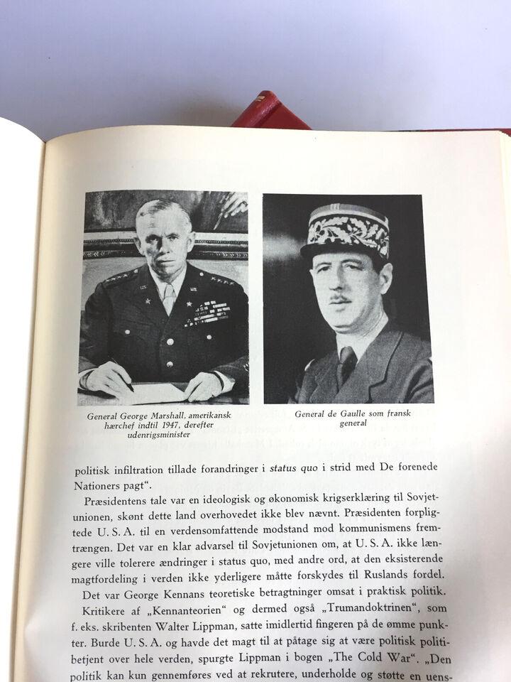Atlantpagten - Lande, folk of styrker - Gunnar...