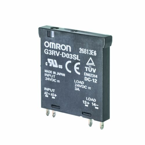 OMRON G3RV-SL700D-24AC//DC OMRON G3RV-D03SL DC24 Solid State Relay