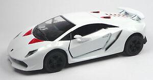 Lamborghini Sesto Elemento Weiss Sammlermodell Ca 13cm Neuware Von