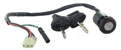 Ignition KeY Switch HONDA TRX200 TRX200D FOURTRAX 1990 91 92 93 94 95 96 1997