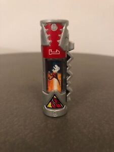 Dino Super Charge Dino Charger Tyrannosaurus Rex Power Rangers Number #1