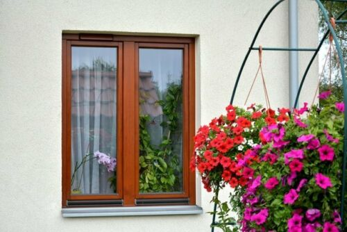 Holzfenster PVC FENSTER AUS POLEN GUTE PREISE RABATT ! KUNSTOFF NACH MASS