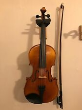 Yamaha Acoustic Violin V7SG 3/4 Size With Shoulder Rest & Spare Dominant Strings