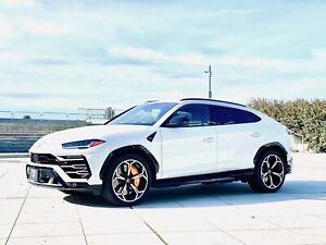 2019 Lamborghini Urus -
