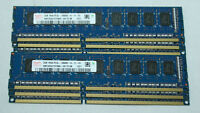 Dell Poweredge R710 6 X 2gb Total 12gb Ddr3 Ram 1060mhz Server Computer Memory