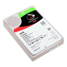 "Seagate Ironwolf ST10000VN0008 de almacenamiento en red 7200RPM 10TB 3.5"" SATA Disco Duro Disco Duro"