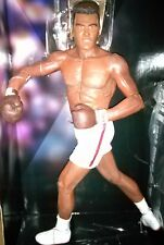 Muhammad Ali Neca 18 inch talking Action Figure 1964 Clay vs. Liston NEW IN BOX