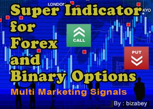 MT4 OFFER Forex Multi Marketing Signals Indicator with Buy//Sell Alerts