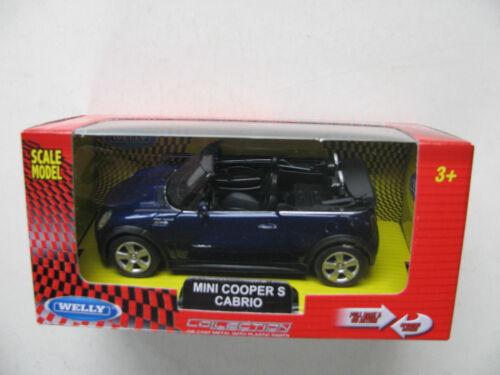 32 Merc PORSCHE VW Pull Back Action NUOVO CON SCATOLA Welly DIE CAST MODEL AUTO VARI 1//34-1