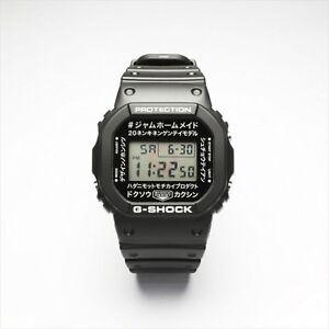 Джем домашний G-SHOCK - 20th Anniversary DW-5600, Япония, ограниченный выпуск, новый
