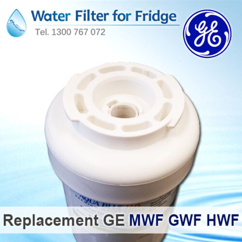 REPLACEMENT  FILTER GE MWF FRIDGE WATER FILTER GWF HWF