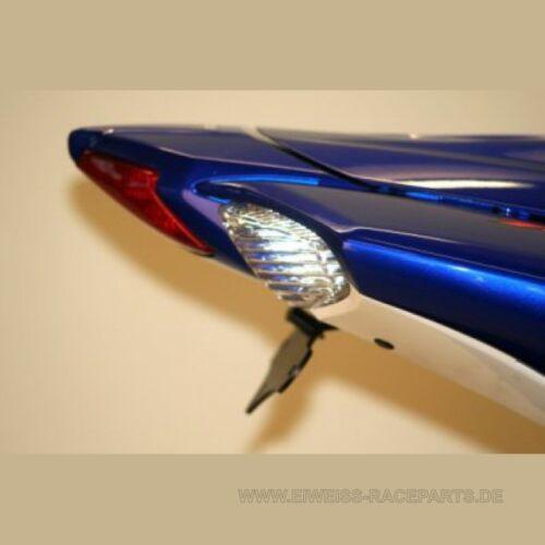 R&G Kennzeichenhalter Suzuki GSX-R 600 750 K8-L0 Tail Tidy licence plate holder