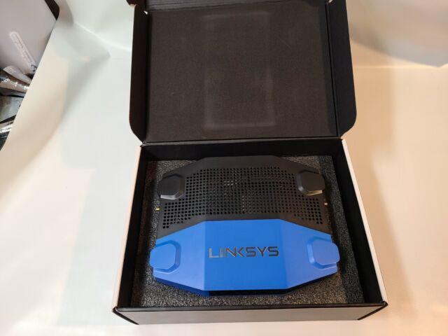 Linksys WRT3200ACM AC3200 Dual-Band Wi-Fi RouterEXCELLENT CONDITION!
