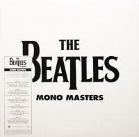 The Beatles Mono Masters 180g Gatefold Sealed Vinyl 3 Lp