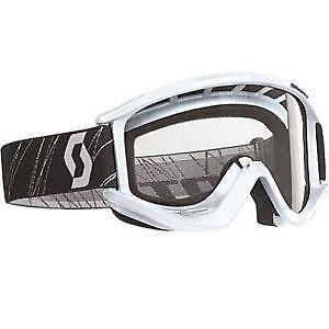 Clear Lens AFC 217796 Scott USA RECOIL Xi MX Off Road MX ATV Goggles Clear