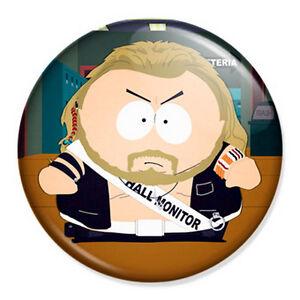 Détails sur South Park Hall Monitor Cartman 25mm 1