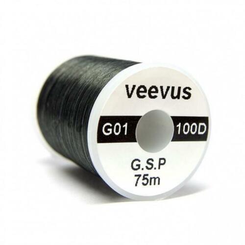 Veevus-SPG Gel filé fly tying thread 100 deniers