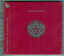 King Crimson,  Discipline_40th Anniversary Series ( CD+DVD )