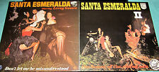 "12"" - 2x LP - SANTA ESMERALDA - VOL. 1 & VOL. 2  !!!"
