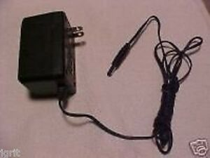 6v adaptor cord = Panasonic KX TG2432 TG2632w Cordless