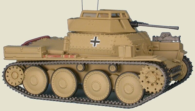 MASTER FIGHTER 1/48 TANK ALLEMAND Aufklärungspanzer 38 KwK 20 mm 1944 ref48561GD