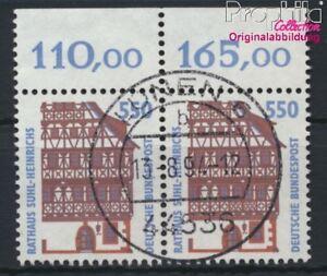 Rfa (fr.allemagne) 1746wp Horizontale Couple Oblitéré 1994 Attractions (8928128