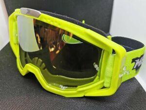 Masque cross mel Mx Lunette moto Motocross Enduro casque Mask Goggles optic NEUF