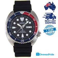 SEIKO Prospex Turtle PEPSI SRP779J1 SRP779 Automatic JAPAN Diver Rubber Watch