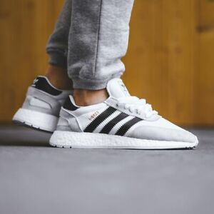 Lanzamiento Monarca Miguel Ángel  Adidas I-5923 Iniki Runner Sneaker White Black Copper CQ2489 Men 8.5 Boost  Shoes | eBay