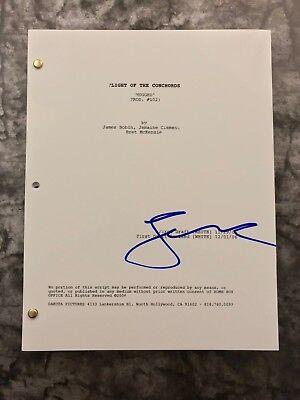 Autogramme & Autographen Gfa Flight Of The Conchords Jemaine Clement Signiert Tv Show Schrift Proof Coa Warmes Lob Von Kunden Zu Gewinnen Sammeln & Seltenes