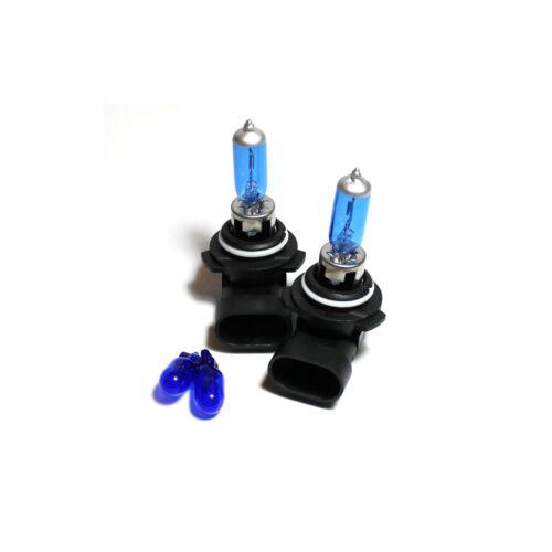 Lexus IS MK1 HB4 501 55w ICE Blue Xenon HID Low//Side Headlight Bulbs Set