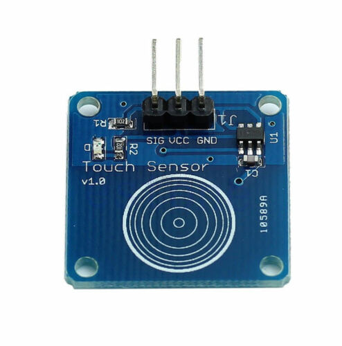 3PCS TTP223B Capacitive Touch Sensor Touch Switch for Arduino Raspberry Pi
