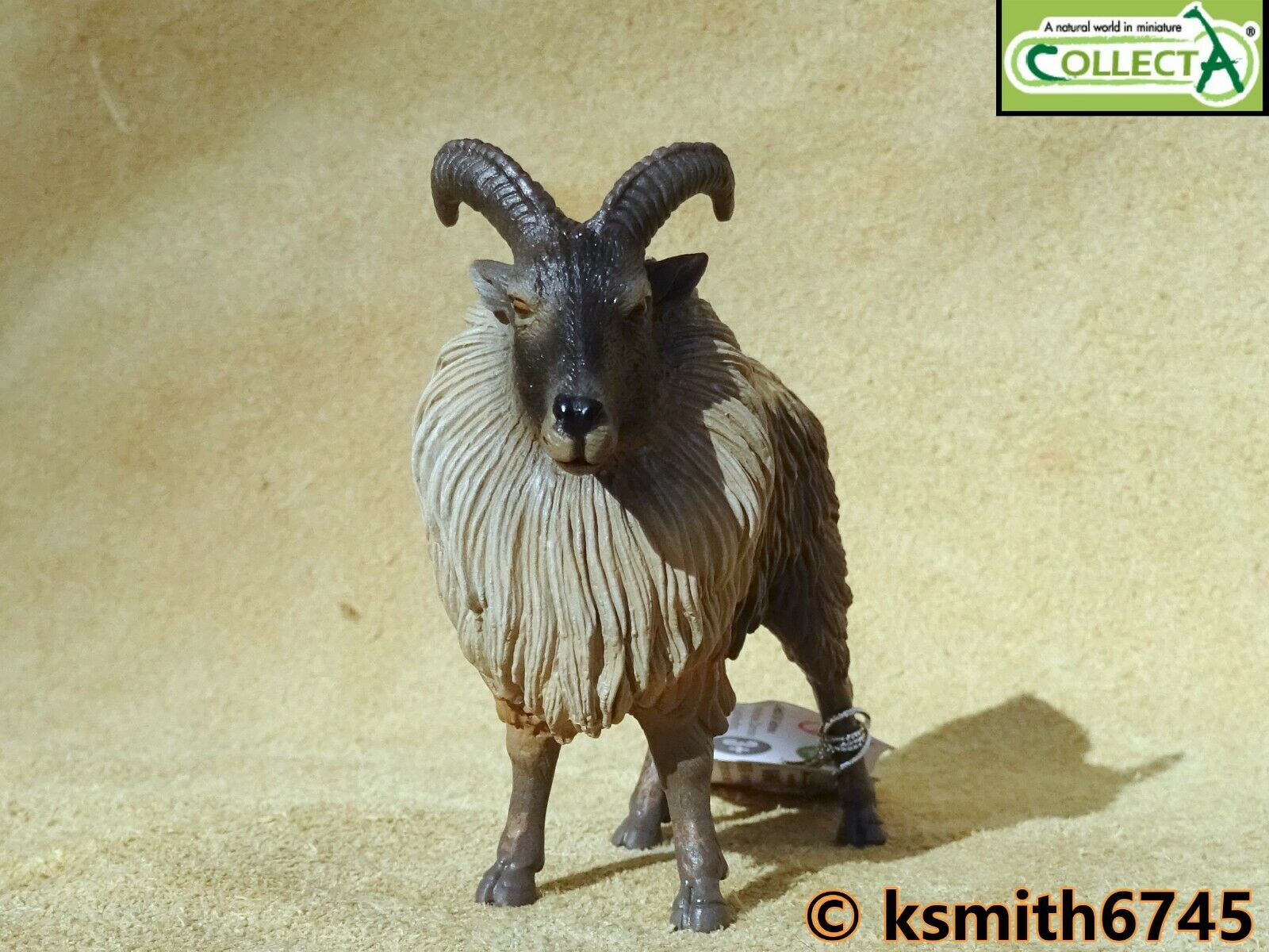 NEW CollectA HIMALAYAN TAHR solid plastic toy wild zoo animal Asian goat