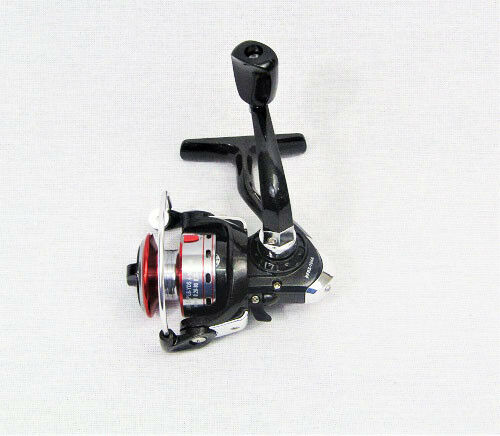 4BB POLAR-FIRE RED ZONE ICE FISHING REEL PFRZ-104A
