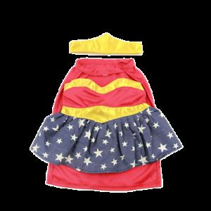NWT 16 Teddy Bear Clothes Outfit Wonder Woman Similar Fits Build a Bear