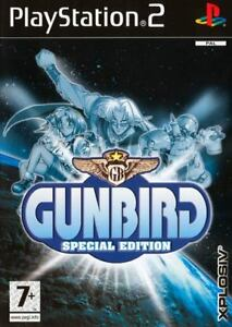 GUNBIRD-special-edition-game-ps2-New-Version-Italy