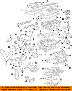 details about bmw oem 00 03 x5 engine oil pump 11411439260 3800 V6 Engine Diagram